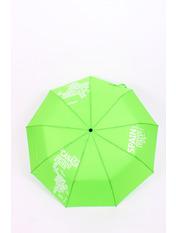 Зонт Лейла Автомат 114*32*56 Зеленый Салатовый