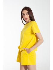 Костюм KT-5886 S Желтый Лимонный