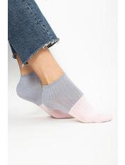 Носочки Терил Фиолетовый Лиловый+розовый 36-39