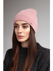 Шапка Шэрон one size Розовый Темно-розовый