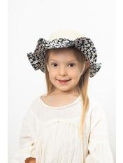 Шляпа детская Мэри Черный 49