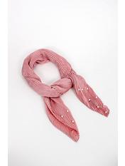 Платок Фиби 56*56 Розовый Пудровый