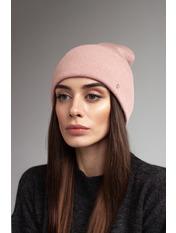 Шапка SHP-1742 Розовый Пудровый