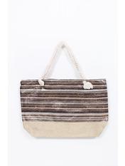 Пляжная сумка SYM-4065 Коричневый 52*37*11