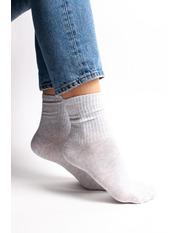 Носочки Карабелла 36-40 Серый Серый