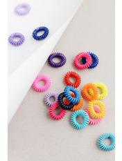 Набор резинок Руби Разноцветный 2 Ширина 1(см)/ Диаметр 3.5(см) Разноцветный