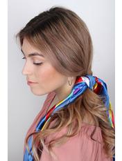 Платок атласный PLA-21100 Разноцветный