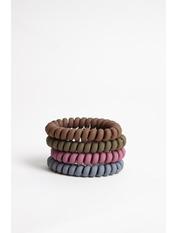 Набор резинок Вики Разноцветный 6 one size Разноцветный