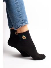 Носки  Черный