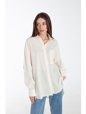 Рубашка RA-5998 Белый one size Молочный