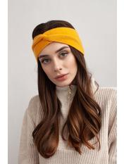 Повязка на голову Амелия one size Желтый Желтый