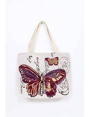 Пляжная сумка SYM-4077 Лиловый Фиолетовый