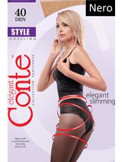 Колготки Conte Style 40 den 3 nero