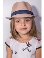 Шляпа детская Барбадос Розовый Пудровый 50