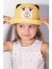Шляпа детская Элсмир Желтый Желтый 52