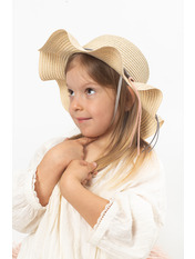 Шляпа детская Хигс Капучино 50 Капучиновый
