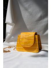 Сумка женская SYM-857 12*9*6 Желтый