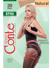 Колготки Conte Style natural 4