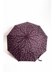 Женский зонт PK-7766 Фиолетовый Темно-фиолетовый