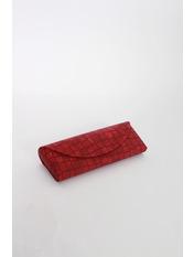 Чехол для очков Айза 16*6.5*3 Красный Красный