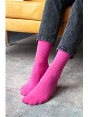 Носочки Карабелла 36-40 Розовый Малиновый