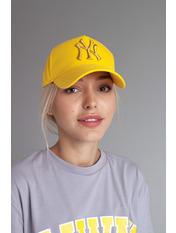 Бейсболка BK-5069 Желтый 57-58