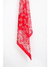 Платок Ким 58*53 Красный Красный