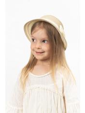 Шляпа детская Кимби Бежевый 48 Бежевый