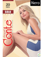 Колготки Conte Solo 4 nero