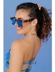 Солнцезащитные очки В0993 Черный Разноцветный