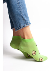 Носочки Анита 36-40 Зеленый Светло-салатовый