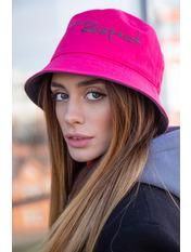 Панама PN-Resp_0200-11 56-57 Малиново-асфальтовый Серый Розовый