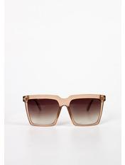 Сонцезахисні окуляри В0764 Коричневый Капучиновый