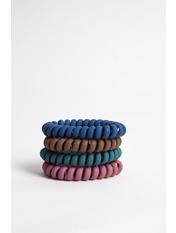 Набор резинок Вики Разноцветный 2 one size Разноцветный