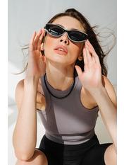 Солнцезащитные очки В006 Белый Черный Черно-белый