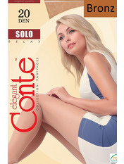 Колготки Conte Solo 4 bronz