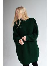 Свитер KOF-4758 one size Зеленый