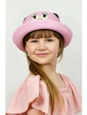 Шляпа детская Элсмир Розовый Розовый 52
