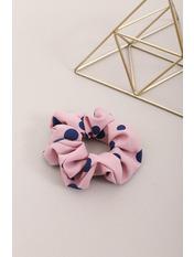 Резинка для волос REZ-21014 Длина 10(см)/ Диаметр 24(см) Розовый Пудровый