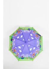 Зонт детский Клипси 100*49*68 Фиолетовый Фиолетовый