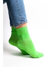 Носочки Карабелла 36-40 Зеленый Салатовый