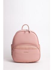 Рюкзак Акрен 24*28*14 Розовый Пудровый