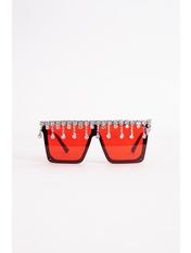Солнцезащитные очки К1913 В 14*5,5 Красный