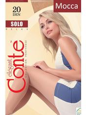 Колготки Conte Solo 4 mocca
