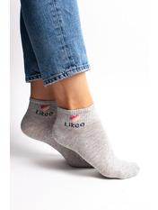 Носочки Линси 36-40 Серый Серый