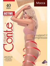 Колготки Conte Active mocca 2