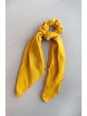 Резинка для волос REZ-21020 5*3,2 Желтый