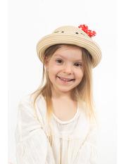 Детская шляпа SHL-4000 Бежевый 51