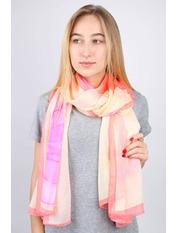 Шарф Молли 180*90 Розовый Светло-розовый