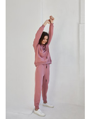 Костюм Рейчел XS Розовый Пудровый